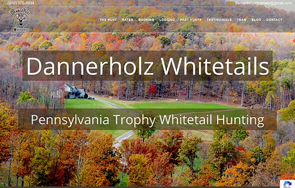 Pennsylvania Whitetail Hunting