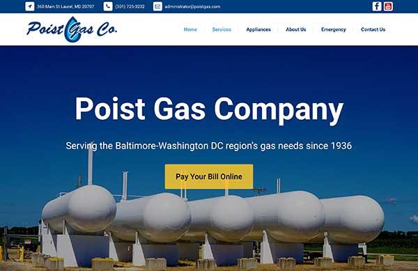 Poist Gas Company