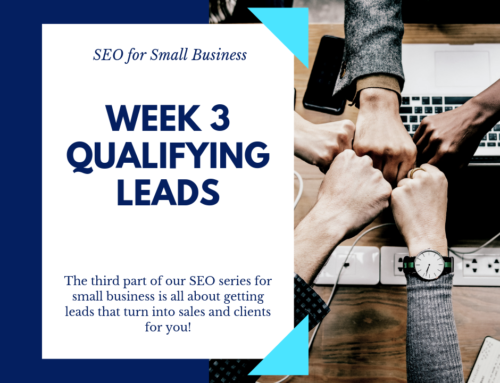 How To Get QUALIFIED New Leads and Customers For Your Business