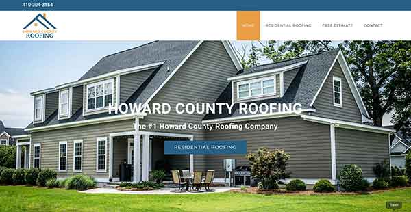 Howard County Roofing