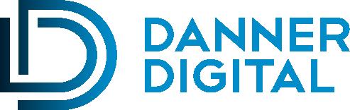 Danner Digital retina logo